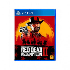 DEEP SILVER ps4 red dead...