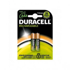 DURACELL aaa stay charged...