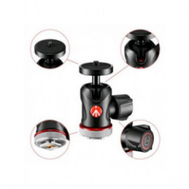 MANFROTTO mh492lcd-bh testa...