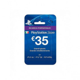 SONY playstation live cards...
