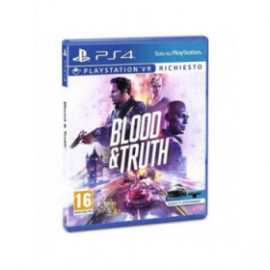 SONY ps4 blood & truth vr