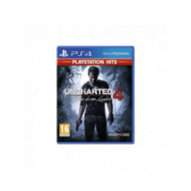 SONY ps4 uncharted 4: fine...
