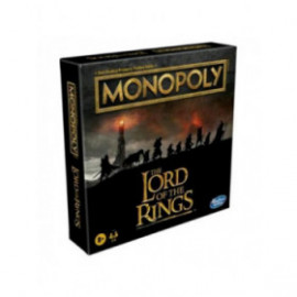 HASBRO monopoly lord of the...